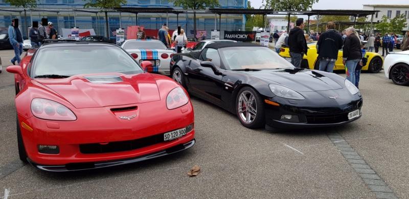 Corvettentreffen des Corvette Club Rhein-Neckar in St. Leon-Rot 2.9.2018 20180981