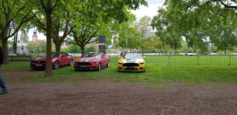 16. Corvette Sunday der Corvettenfreunde Kurpfalz in Ladenburg 5.5.2019 20190104
