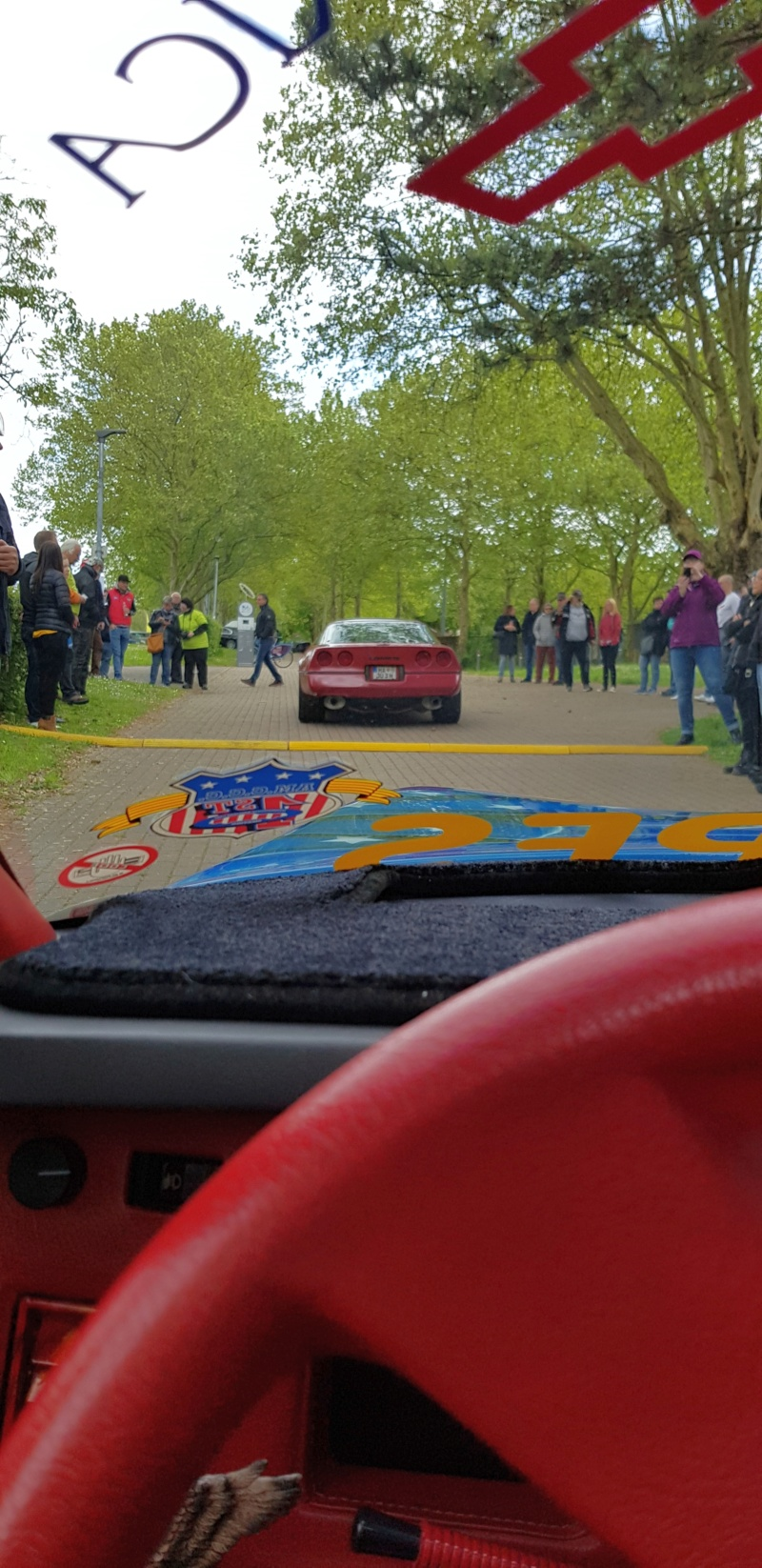 16. Corvette Sunday der Corvettenfreunde Kurpfalz in Ladenburg 5.5.2019 20190109
