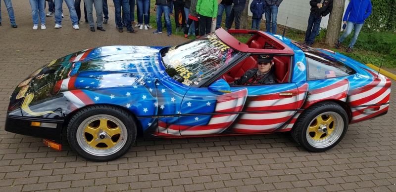 16. Corvette Sunday der Corvettenfreunde Kurpfalz in Ladenburg 5.5.2019 20190201