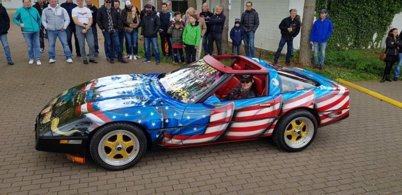 16. Corvette Sunday der Corvettenfreunde Kurpfalz in Ladenburg 5.5.2019 20190202