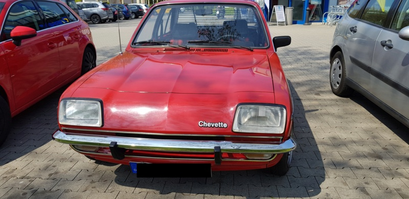 Chevrolet Chevette GL 20190412
