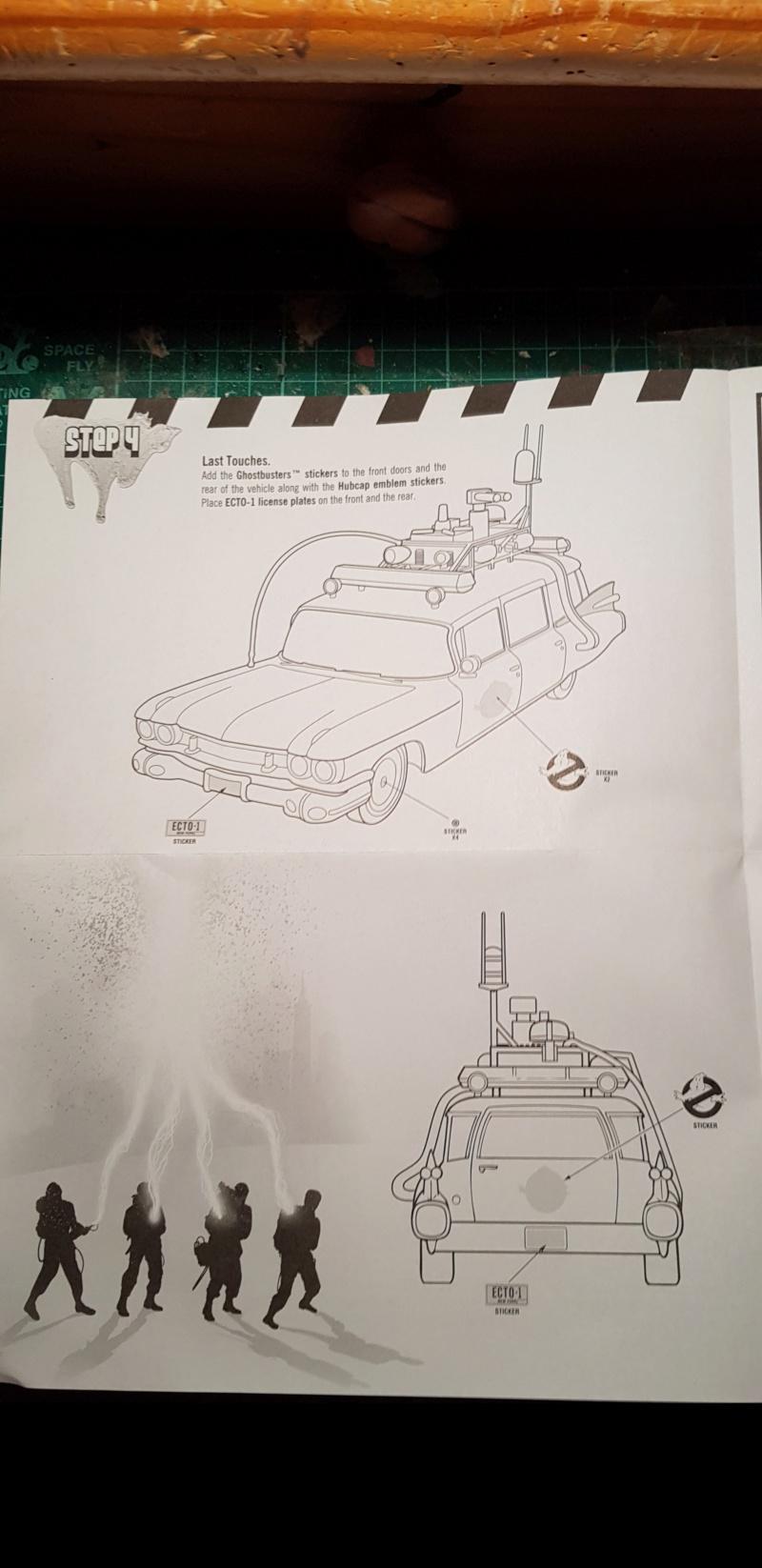 Ghostbusters Ecto 1 1:25 von Polar Lights 20190459