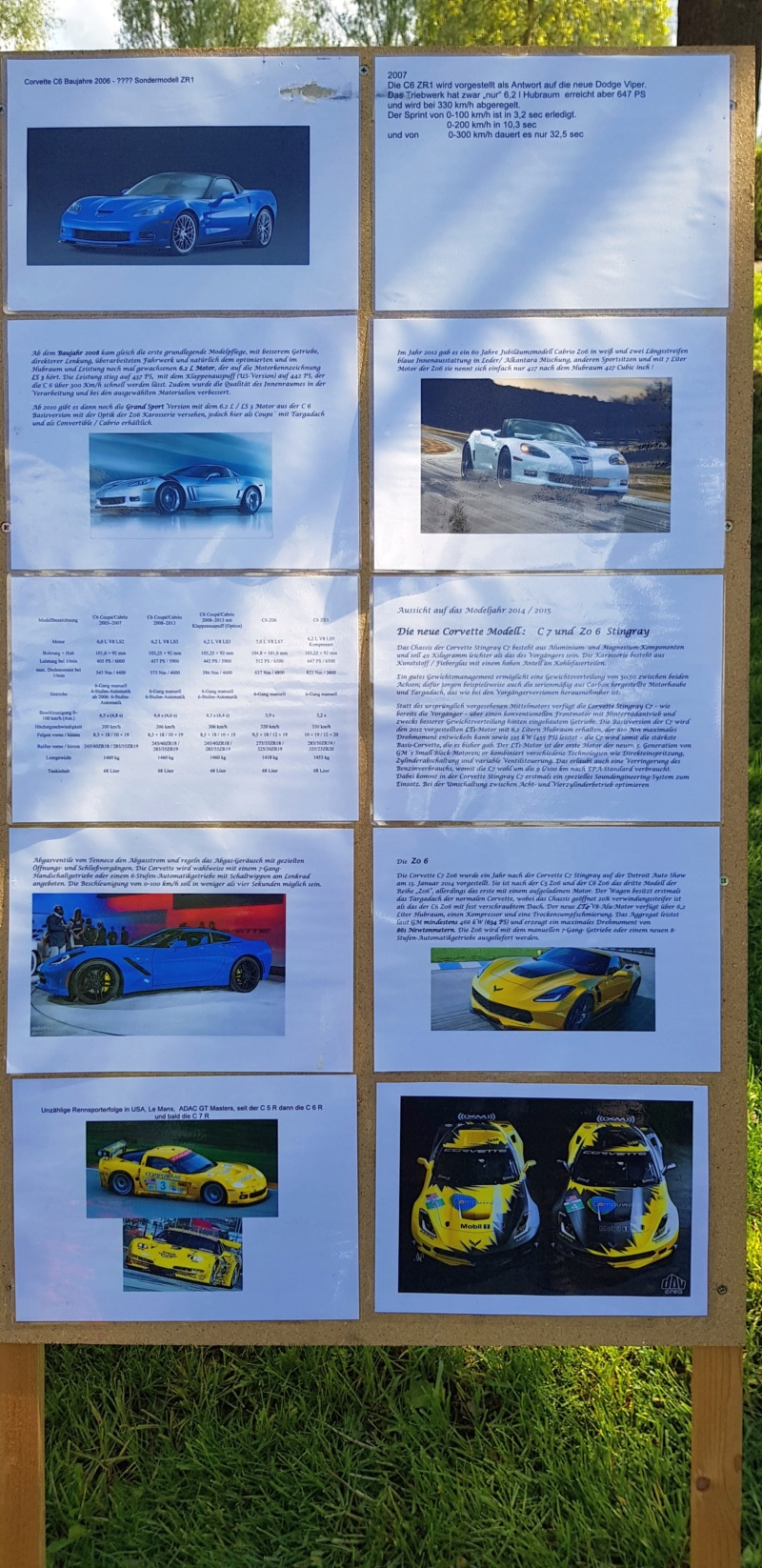 16. Corvette Sunday der Corvettenfreunde Kurpfalz in Ladenburg 5.5.2019 20190521