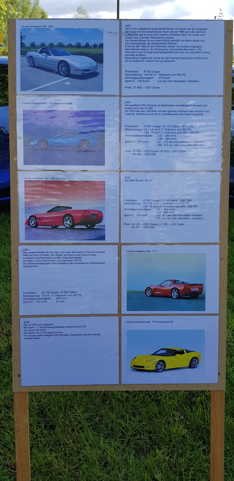 16. Corvette Sunday der Corvettenfreunde Kurpfalz in Ladenburg 5.5.2019 20190523