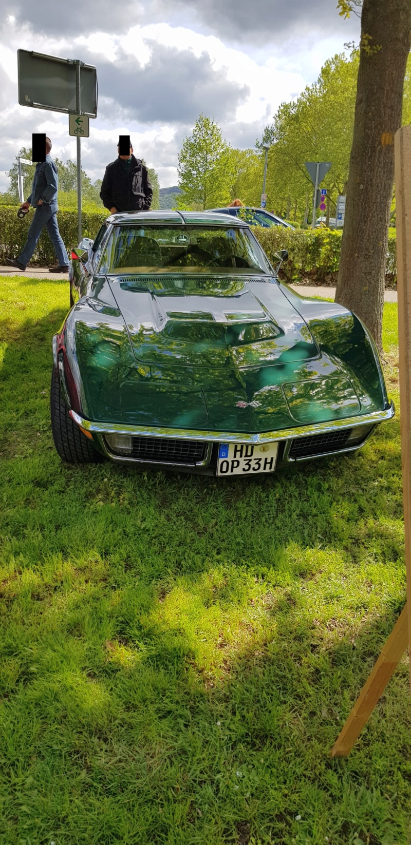 16. Corvette Sunday der Corvettenfreunde Kurpfalz in Ladenburg 5.5.2019 20190527