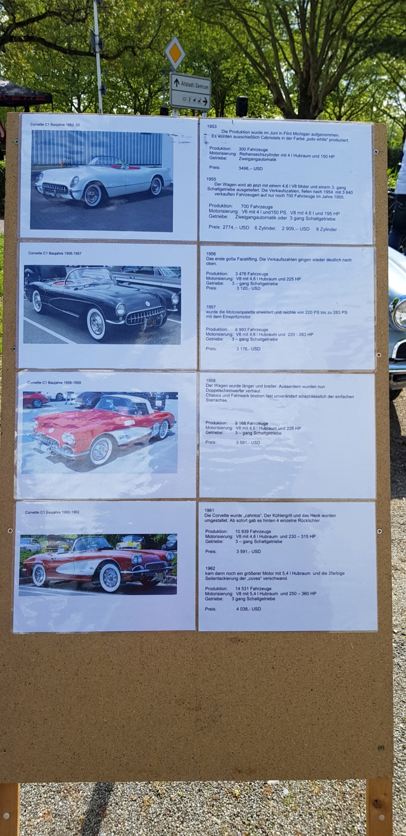 16. Corvette Sunday der Corvettenfreunde Kurpfalz in Ladenburg 5.5.2019 20190533