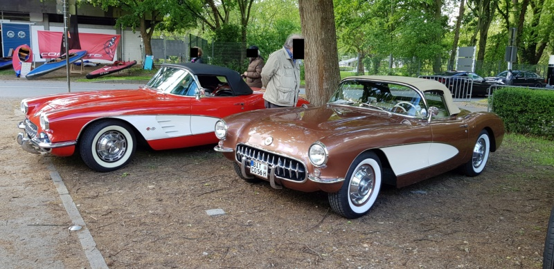 16. Corvette Sunday der Corvettenfreunde Kurpfalz in Ladenburg 5.5.2019 20190539