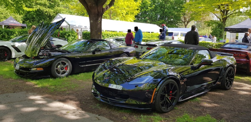 16. Corvette Sunday der Corvettenfreunde Kurpfalz in Ladenburg 5.5.2019 20190551