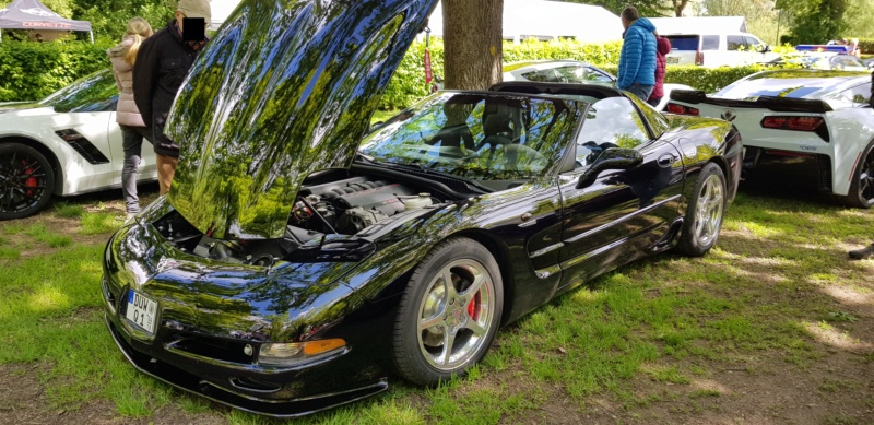 16. Corvette Sunday der Corvettenfreunde Kurpfalz in Ladenburg 5.5.2019 20190552