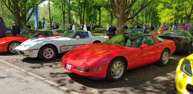 16. Corvette Sunday der Corvettenfreunde Kurpfalz in Ladenburg 5.5.2019 20190557