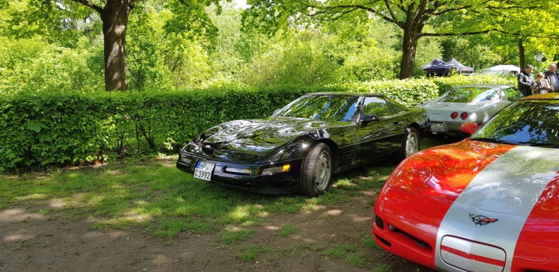 16. Corvette Sunday der Corvettenfreunde Kurpfalz in Ladenburg 5.5.2019 20190578