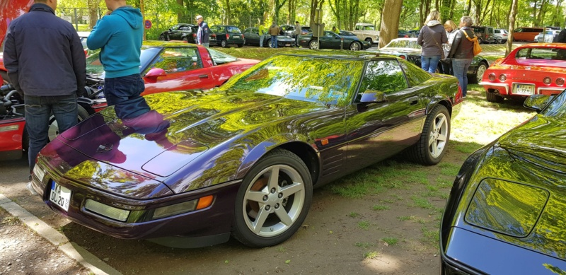 16. Corvette Sunday der Corvettenfreunde Kurpfalz in Ladenburg 5.5.2019 20190583