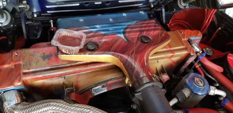 "Chevrolet Corvette C4 ""Liberty"" MPC/ERTL 1:25 & Monogram 1:8 - Seite 13 20190704"
