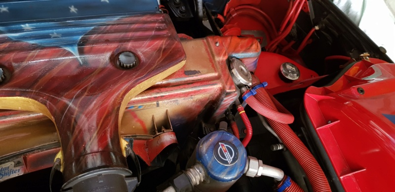 "Chevrolet Corvette C4 ""Liberty"" MPC/ERTL 1:25 & Monogram 1:8 - Seite 13 20190705"
