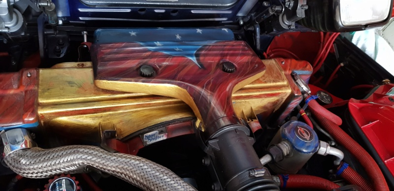 "Chevrolet Corvette C4 ""Liberty"" MPC/ERTL 1:25 & Monogram 1:8 - Seite 13 20190706"