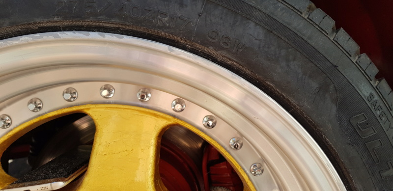 "Chevrolet Corvette C4 ""Liberty"" MPC/ERTL 1:25 & Monogram 1:8 - Seite 13 20190753"