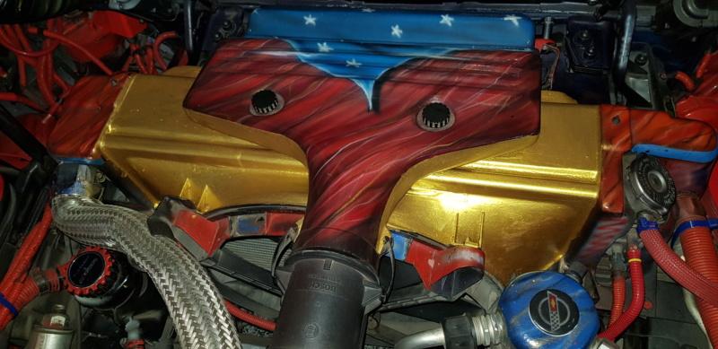 "Chevrolet Corvette C4 ""Liberty"" MPC/ERTL 1:25 & Monogram 1:8 - Seite 13 20190799"