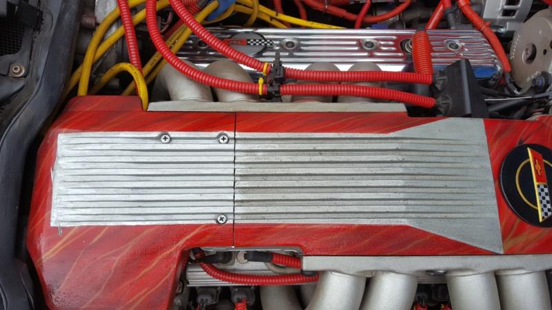 "Chevrolet Corvette C4 ""Liberty"" MPC/ERTL 1:25 & Monogram 1:8 - Seite 14 20190825"