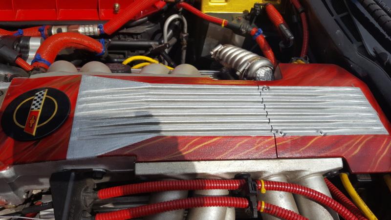 "Chevrolet Corvette C4 ""Liberty"" MPC/ERTL 1:25 & Monogram 1:8 - Seite 14 20190837"