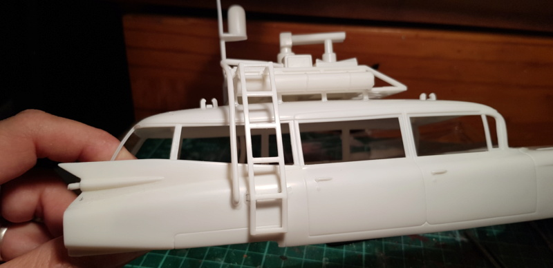 Ghostbusters Ecto 1 / Polar Lights, 1:25 20190880