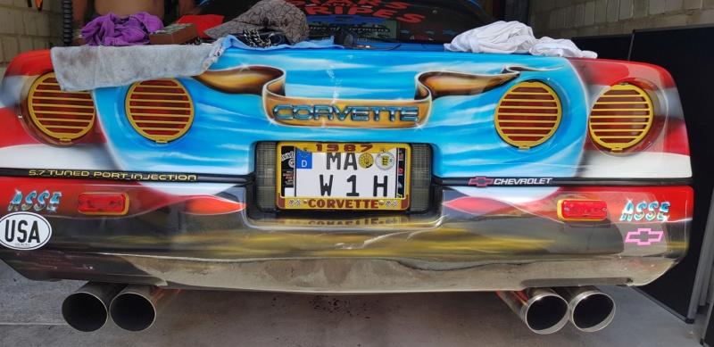 "Chevrolet Corvette C4 ""Liberty"" MPC/ERTL 1:25 & Monogram 1:8 - Seite 14 20190947"