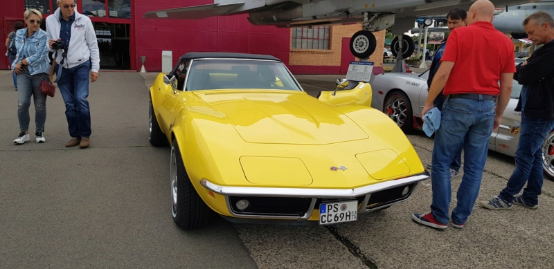 Corvette & Friends 14.7.2019 im Technikmuseum Speyer 20191023