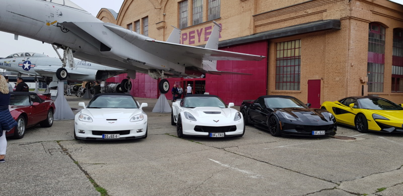 Corvette & Friends 14.7.2019 im Technikmuseum Speyer 20191033