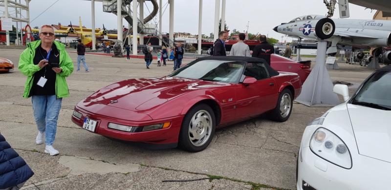 Corvette & Friends 14.7.2019 im Technikmuseum Speyer 20191034