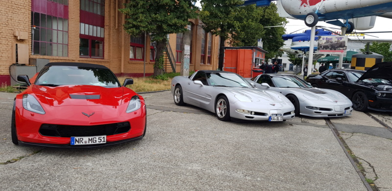 Corvette & Friends 14.7.2019 im Technikmuseum Speyer 20191035