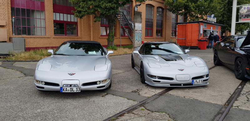 Corvette & Friends 14.7.2019 im Technikmuseum Speyer 20191036