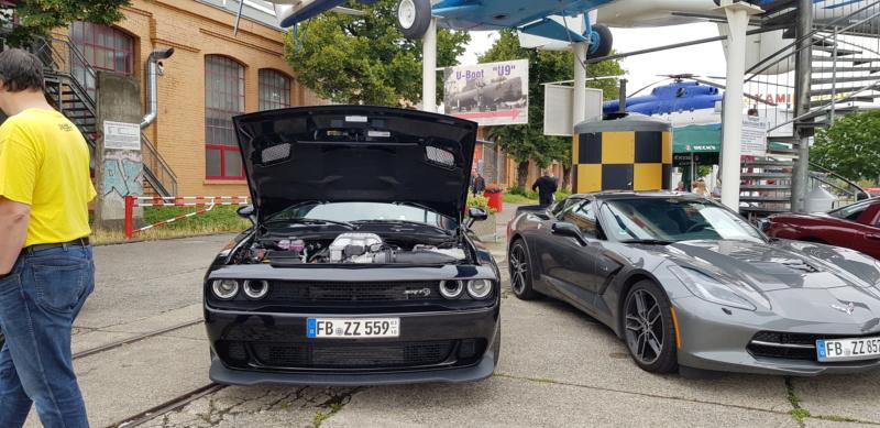 Corvette & Friends 14.7.2019 im Technikmuseum Speyer 20191037