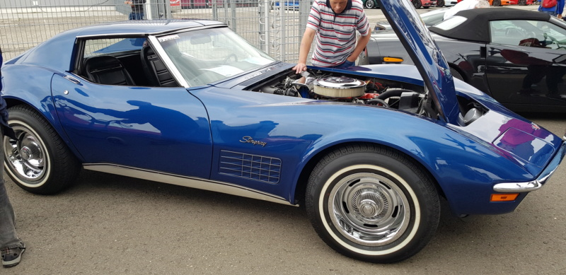 Corvette & Friends 14.7.2019 im Technikmuseum Speyer 20191048