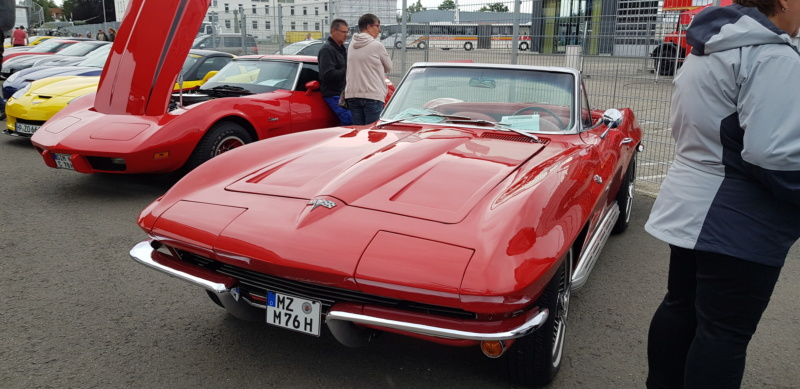 Corvette & Friends 14.7.2019 im Technikmuseum Speyer 20191049