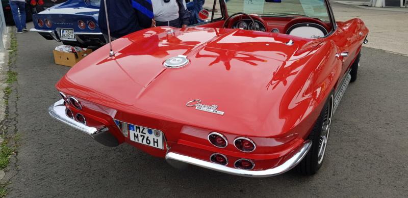 Corvette & Friends 14.7.2019 im Technikmuseum Speyer 20191053