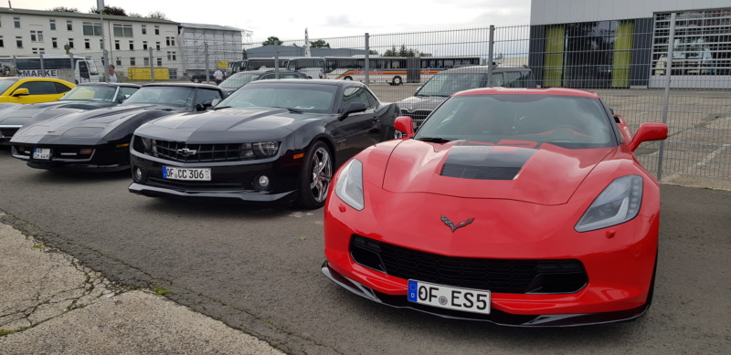 Corvette & Friends 14.7.2019 im Technikmuseum Speyer 20191060