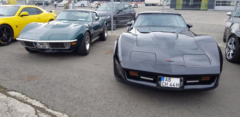 Corvette & Friends 14.7.2019 im Technikmuseum Speyer 20191061