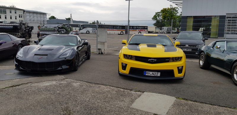 Corvette & Friends 14.7.2019 im Technikmuseum Speyer 20191062