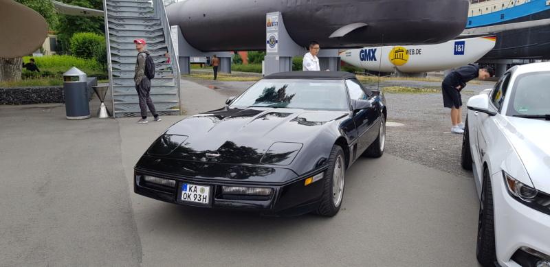 Corvette & Friends 14.7.2019 im Technikmuseum Speyer 20191066
