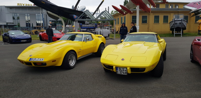 Corvette & Friends 14.7.2019 im Technikmuseum Speyer 20191074