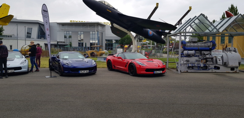 Corvette & Friends 14.7.2019 im Technikmuseum Speyer 20191075