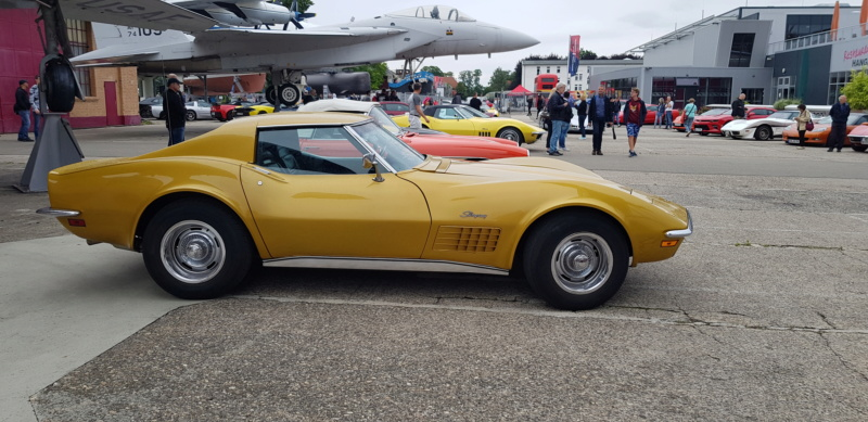 Corvette & Friends 14.7.2019 im Technikmuseum Speyer 20191096