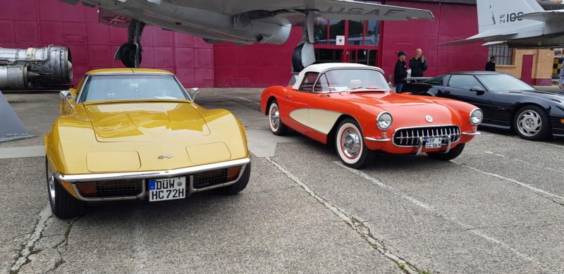 Corvette & Friends 14.7.2019 im Technikmuseum Speyer 20191097