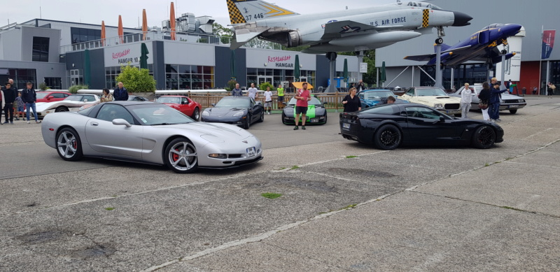Corvette & Friends 14.7.2019 im Technikmuseum Speyer 20191098