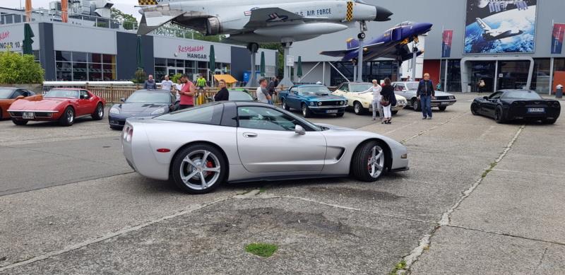 Corvette & Friends 14.7.2019 im Technikmuseum Speyer 20191099