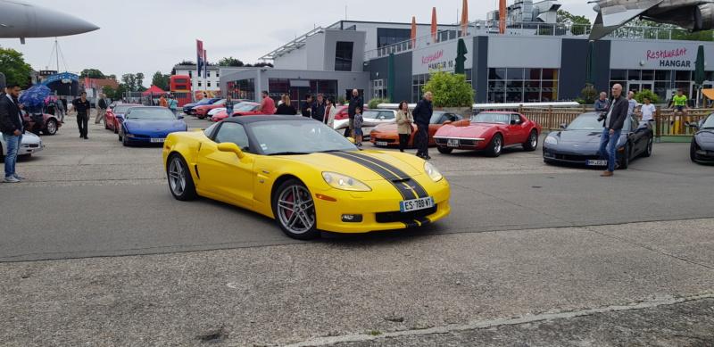 Corvette & Friends 14.7.2019 im Technikmuseum Speyer 20191100