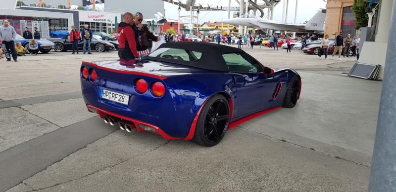 Corvette & Friends 14.7.2019 im Technikmuseum Speyer 20191108