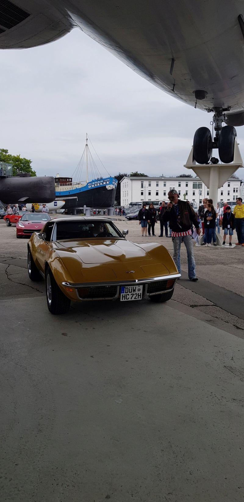 Corvette & Friends 14.7.2019 im Technikmuseum Speyer 20191112