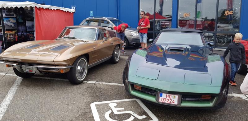 US Car Treffen im Technikmuseum Sinsheim 3.+4.8. 2019 20191359