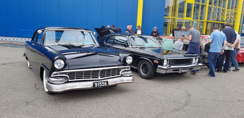 US Car Treffen im Technikmuseum Sinsheim 3.+4.8. 2019 20191401